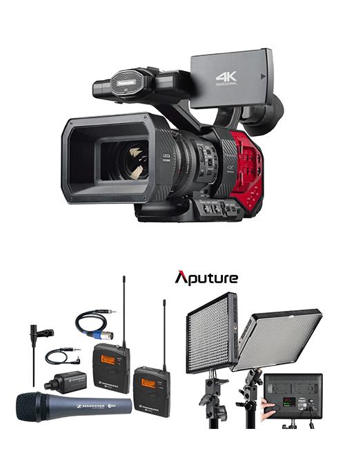 - KIT REPORTAGEM PANASONIC DVX200 500x650 - Kit Reportagem Panasonic AG-DVX200 aluguer de câmaras video - KIT REPORTAGEM PANASONIC DVX200 500x650 - Aluguer de Câmaras Video e Equipamento de Filmagem