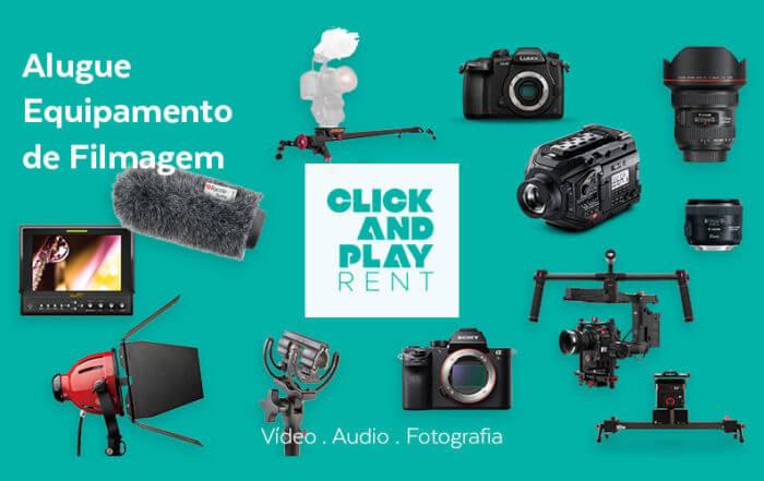 click-and-play-rent-aluguer aluguer de câmaras video - click and play rent aluguer 700x441 - Aluguer de Câmaras Video e Equipamento de Filmagem