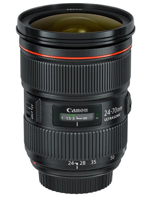 canon L 24-70mm