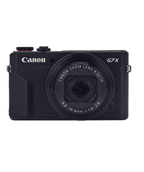 Canon PowerShot G7 X Mark II, disponível para aluguer