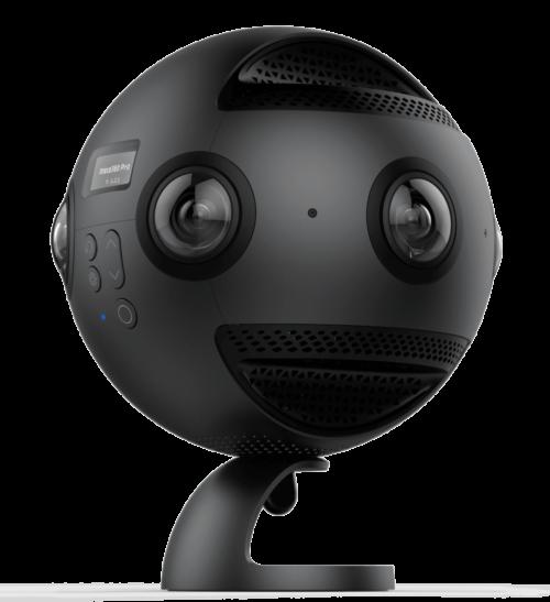 [object object] Camera Insta 360 Pro – 8K insta360 pro 500x547  Aluguer de Câmaras Video e Equipamento de Filmagem insta360 pro 500x547